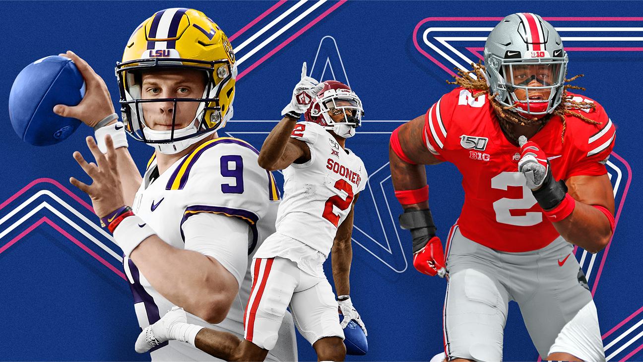 espn.com - Chris Low - Meet the ESPN college football midseason All-America team