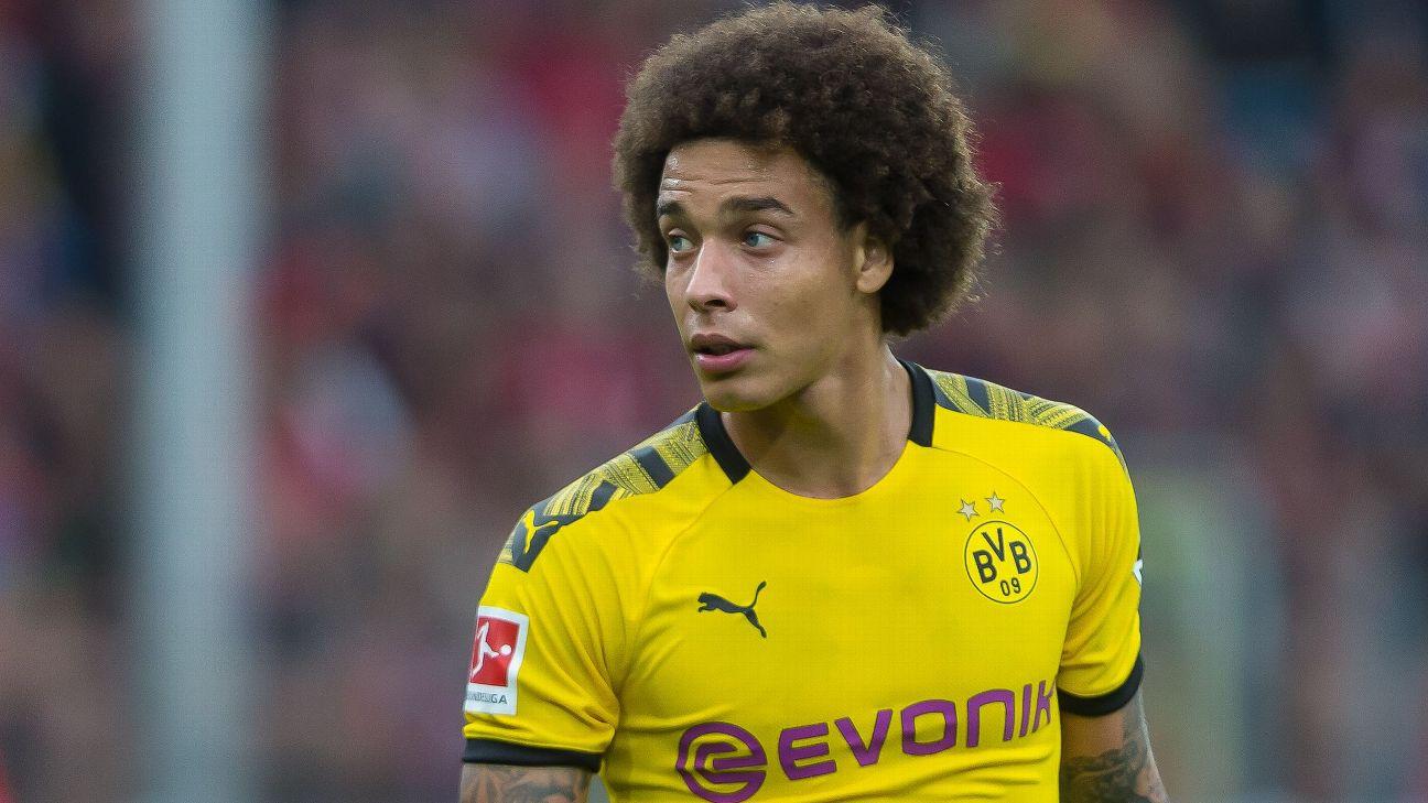 Resultado de imagem para Destaque do Dortmund, Witsel diz que Jorge Jesus fez parte do seu sucesso e relembra cobrança: 'As palavras dele não são bonitas'