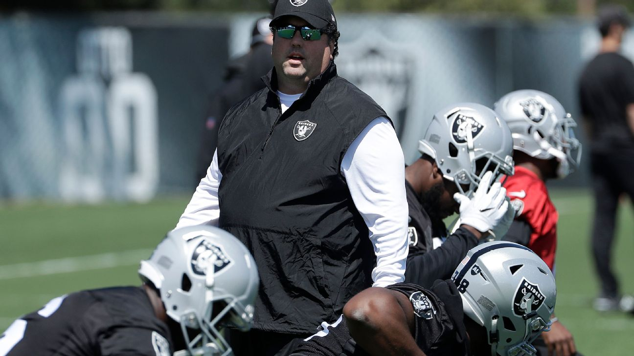 Raiders Dc Paul Guenther Rails Against Nfl S Handling Of