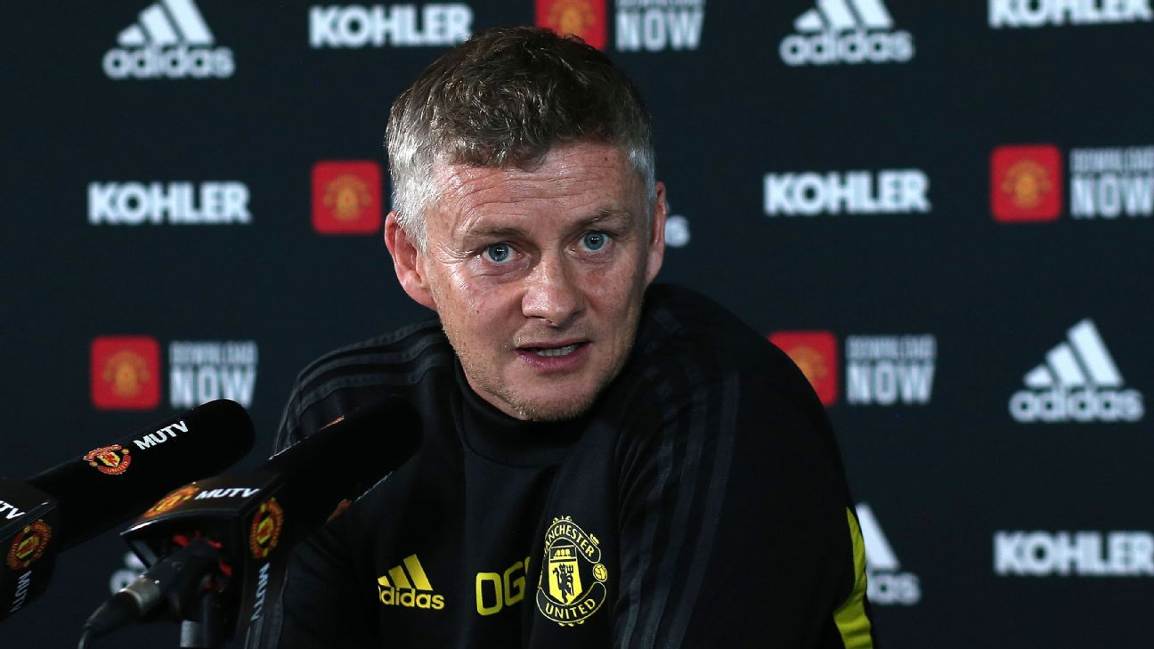 Ole Gunnar Solskjaer's Manchester United could end the week in the bottom three of the Premier League if they lose to Liverpool at Old Trafford.