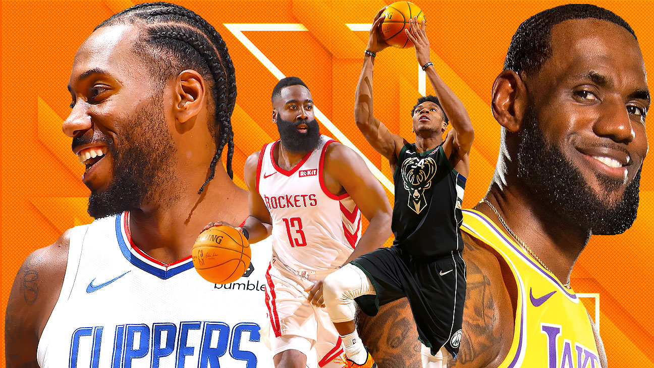 Nba Preview 2019 Rankings Projections And Big Questions