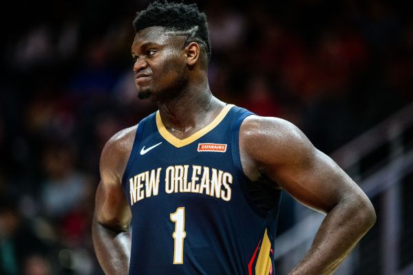 Zion Williamson undergoes knee surgery, out 6-8 weeks