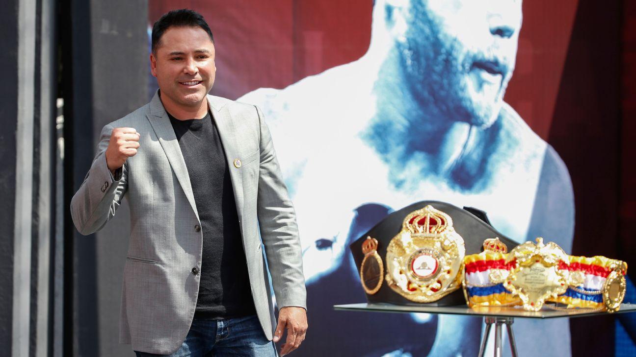 Demandan A Oscar De La Hoya Por Supuesta Agresión Sexual