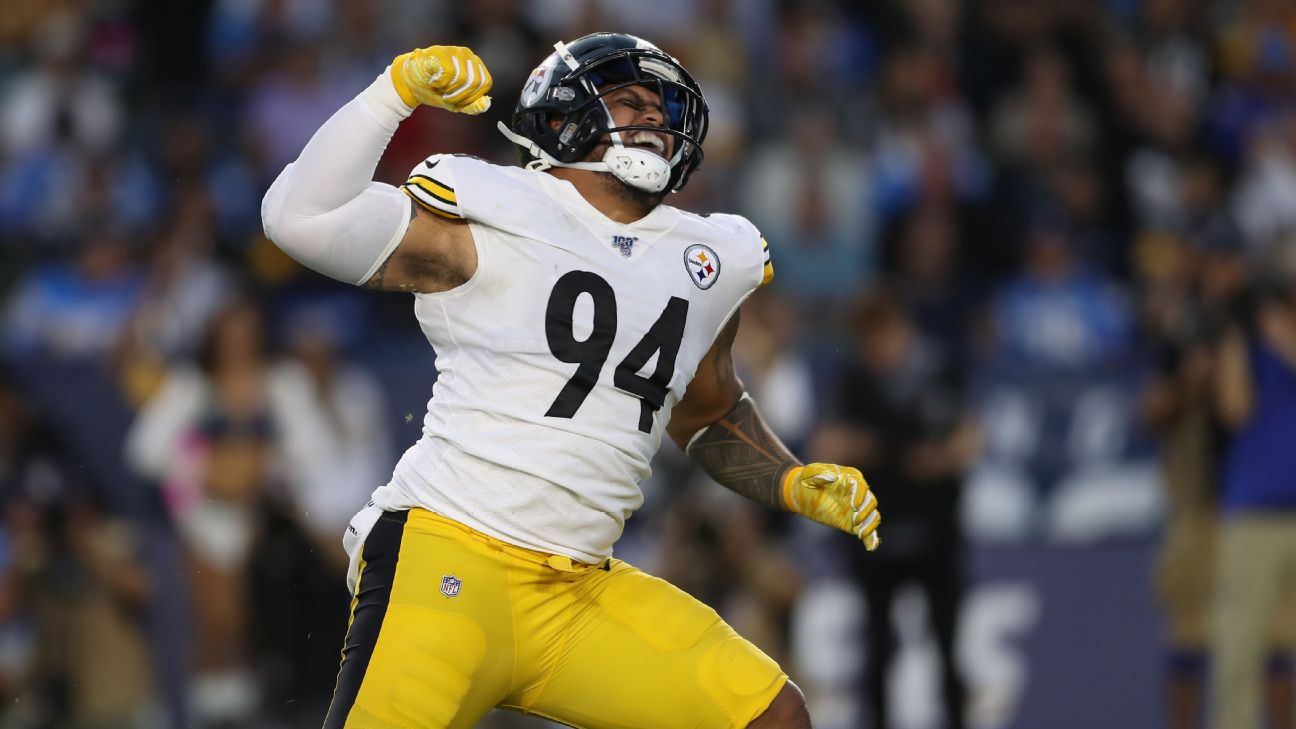 Veteran DT Tyson Alualu reverses course, will re-sign with Pittsburgh  Steelers after all, source says