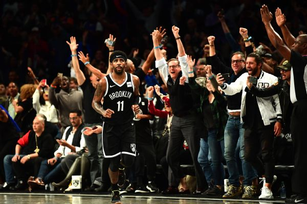 Nets now symptom-free after testing positive