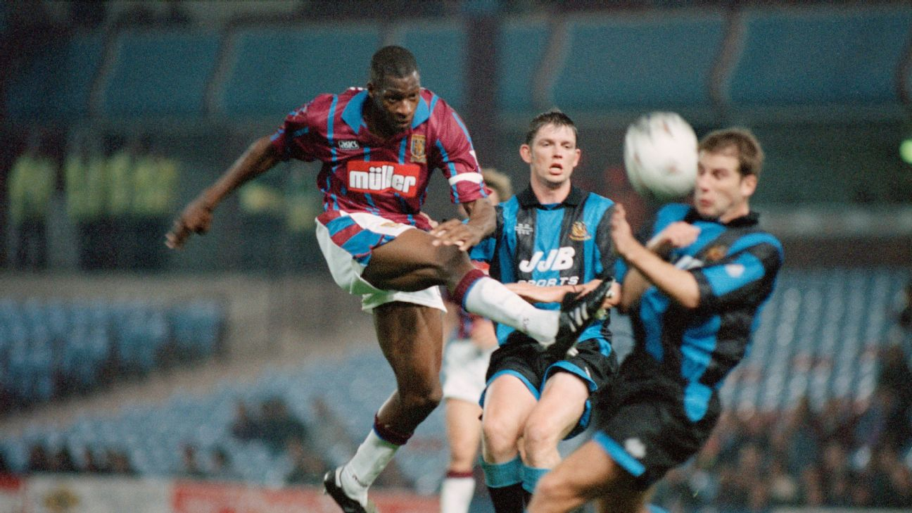 Nii Lamptey was one of Ghana's brightest prospects at under 17 level, but a move to Aston Villa showed life in England was not for him, and his star faded.