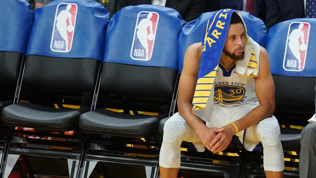 Stephen Curry Of Golden State Warriors Has Inflammation In Tailbone Mri Shows Abc7 San Francisco