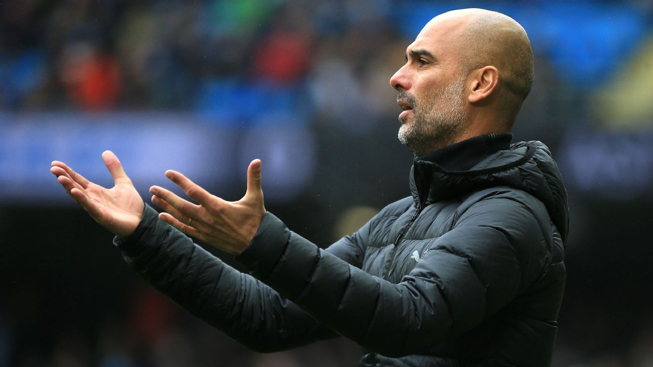 Pep Guardiola's Manchester City are without the injured Aymeric Laporte, Leroy Sane, Oleksandr Zinchenko and Rodri, while Fernandinho is suspended.