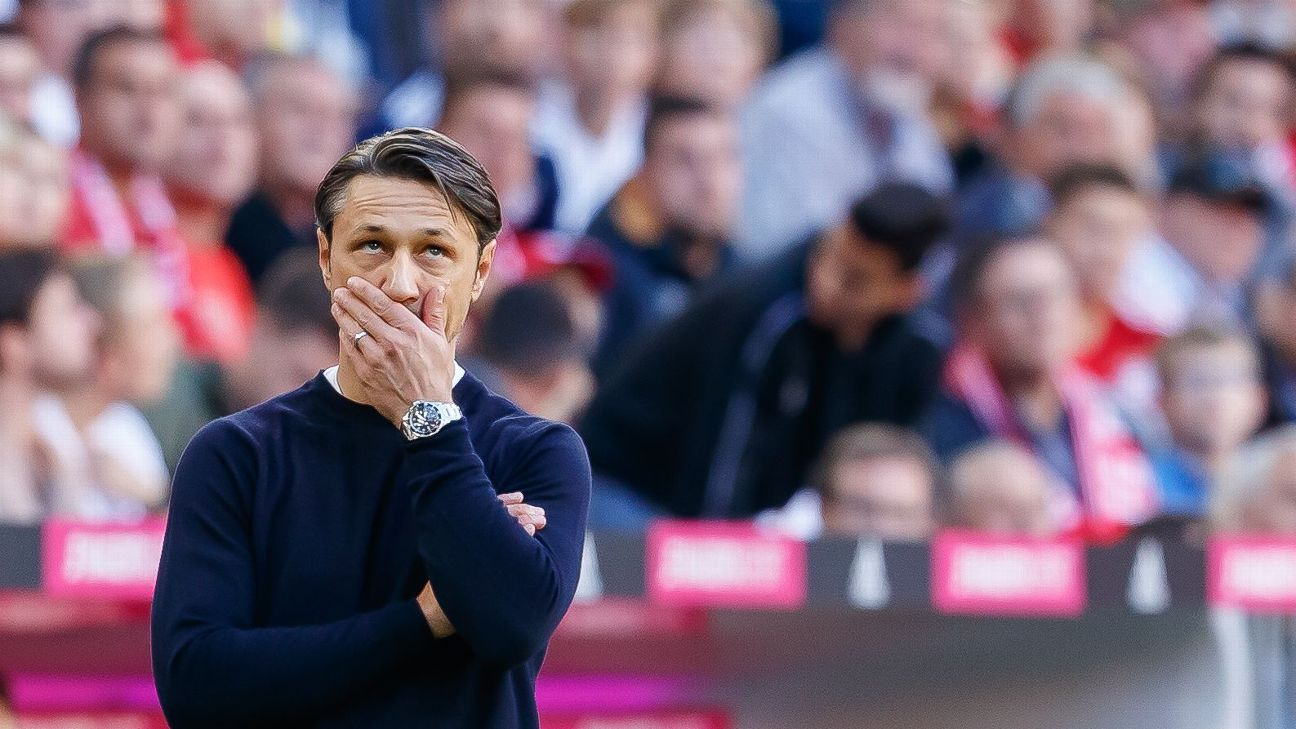 Niko Kovac's Bayern Munich were eliminated from last season's Champions League by Liverpool in the round of 16.