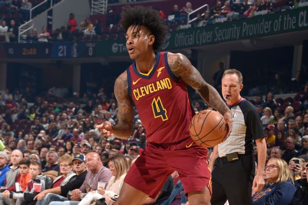 Cavs sending Porter Jr. to Rockets, sources say