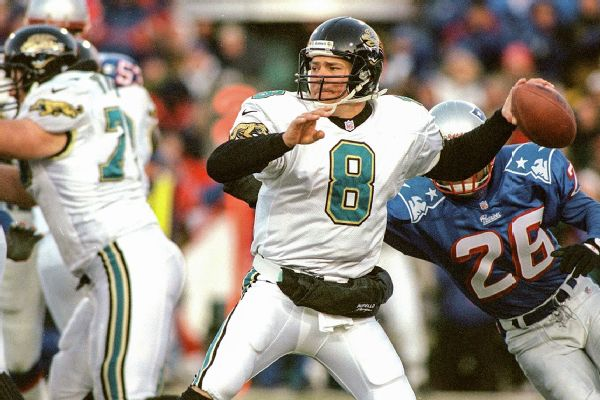 Lions add ex-QB Brunell, Staley to coaching staff