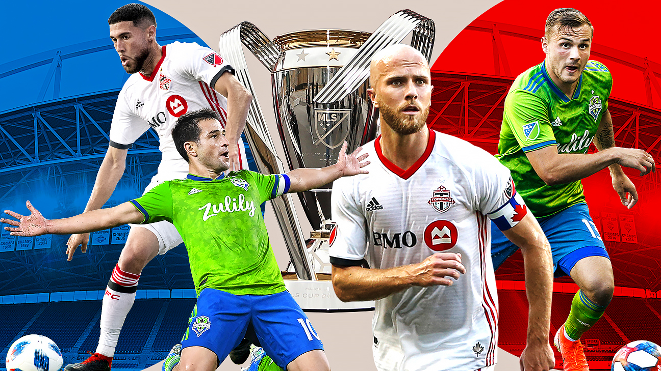 mls cup 2019 familiar foes seattle and toronto fc face off in an mls cup grudge match mls cup 2019 familiar foes seattle and