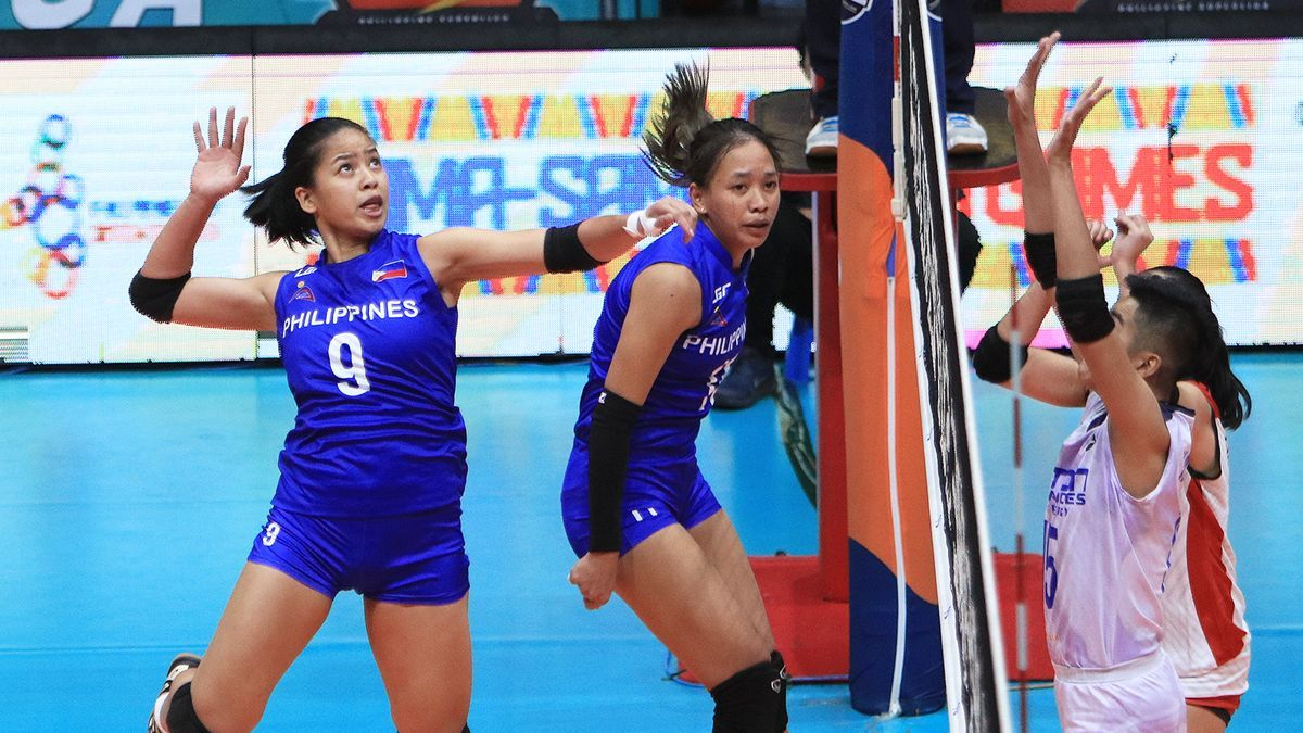 Ph Team Books Second Win After Sweep Of Team Sparkle