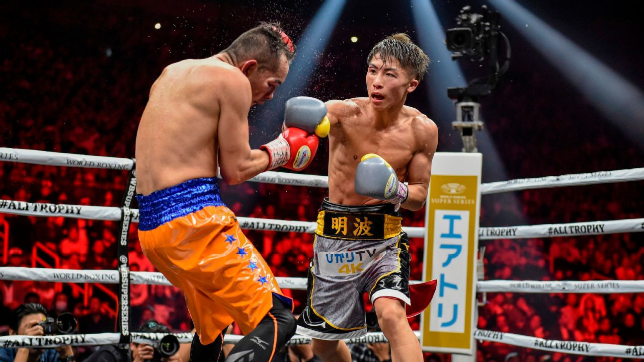 Injuries Could Delay Naoya Inoue'S Debut With Top Rank