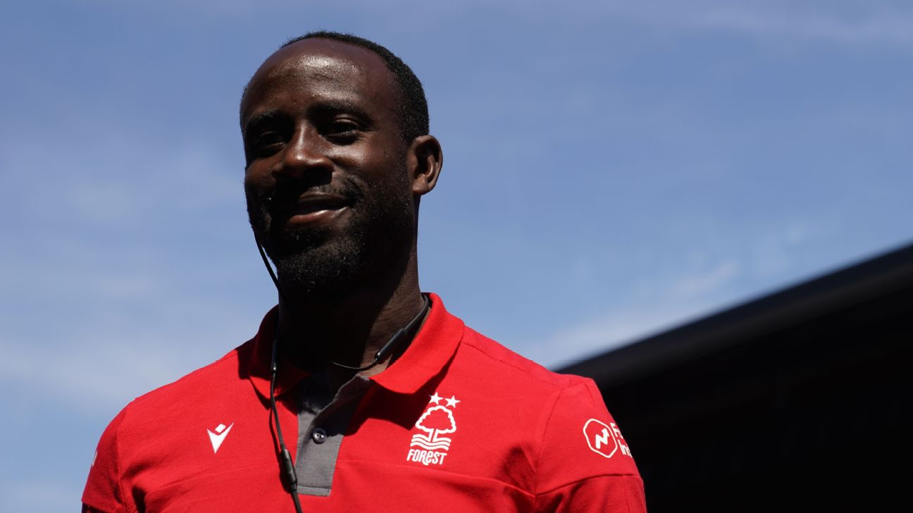 Nottingham Forest's Albert Adomah has been a lucky charm for his clubs in recent seasons, helping more than one secure promotion. Can he do the same for the Reds?
