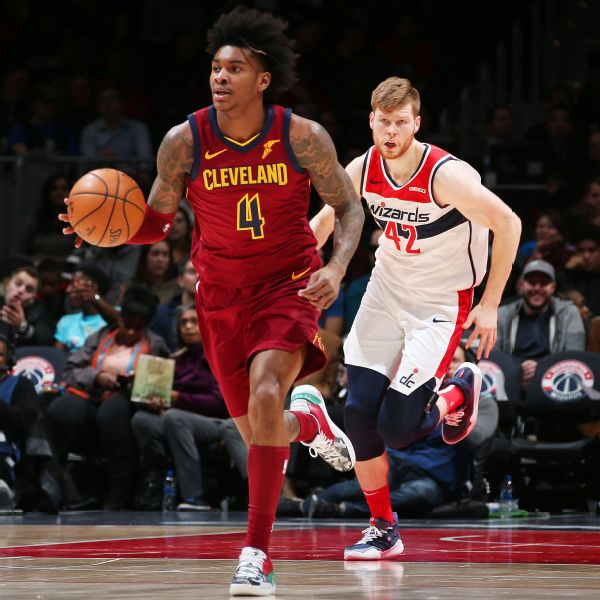 Sources: Cavs look to trade Porter after outburst