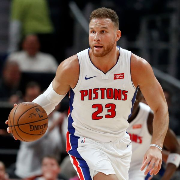 Griffin free agent after Pistons agree to buyout