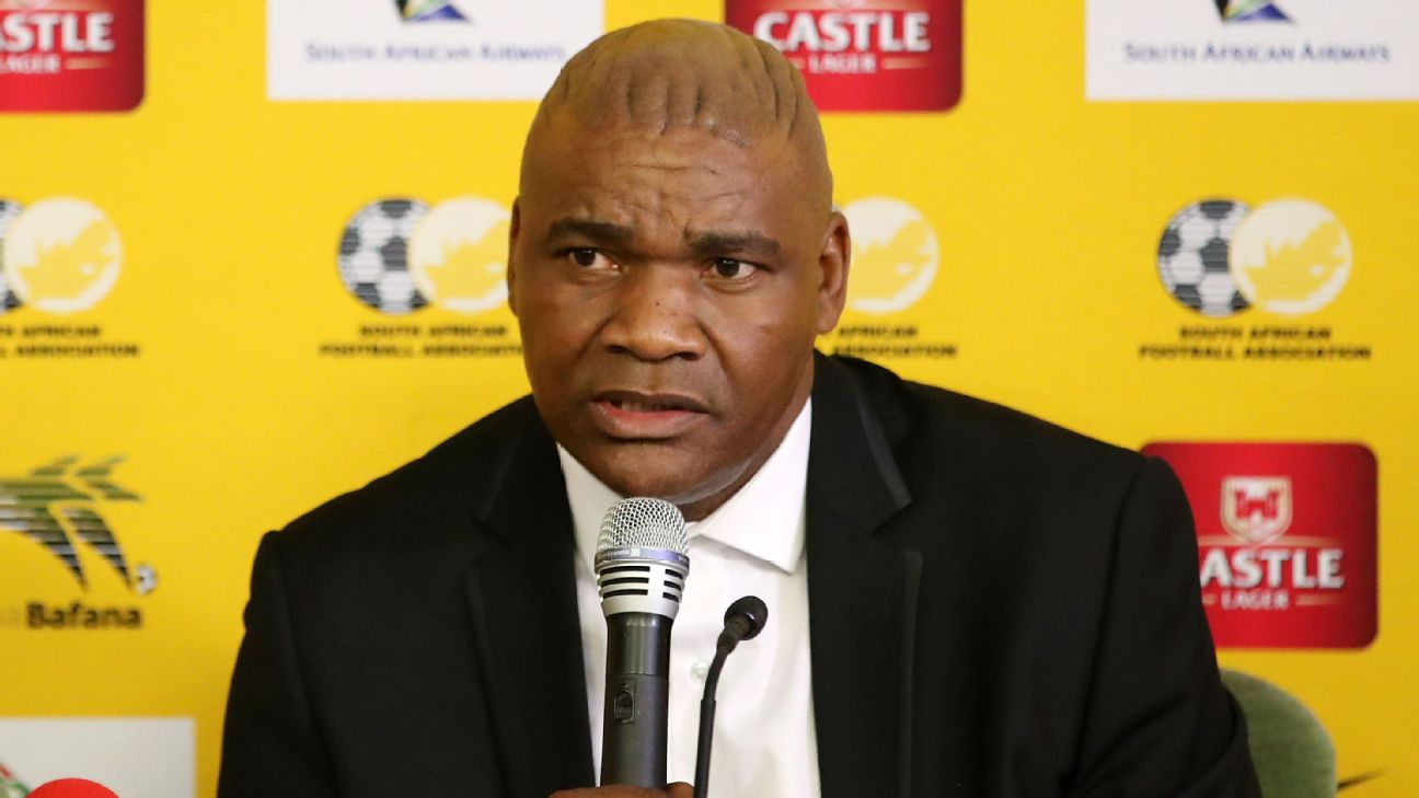 Bafana Bafana coach Molefi Ntseki will face a tough test against Ghana.