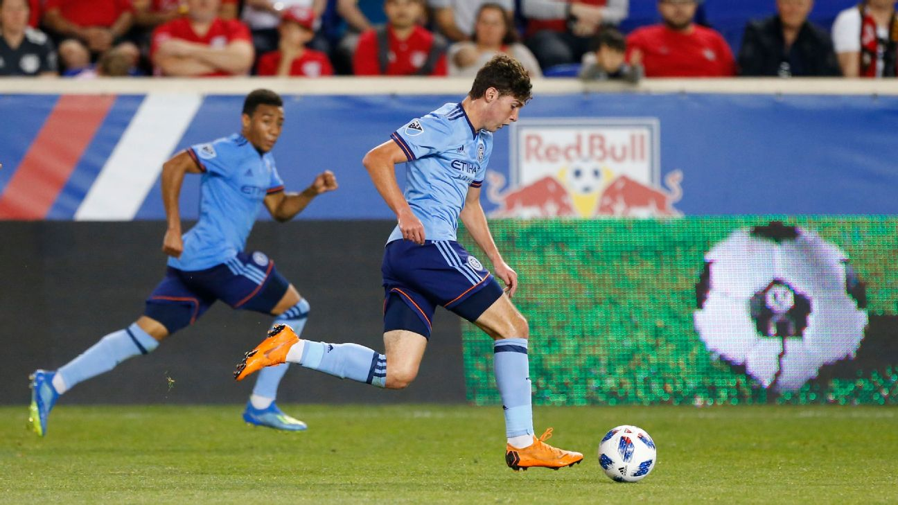New York City defender Joe Scally is leaving Major League Soccer to join Bundesliga side Borussia Monchengladbach.