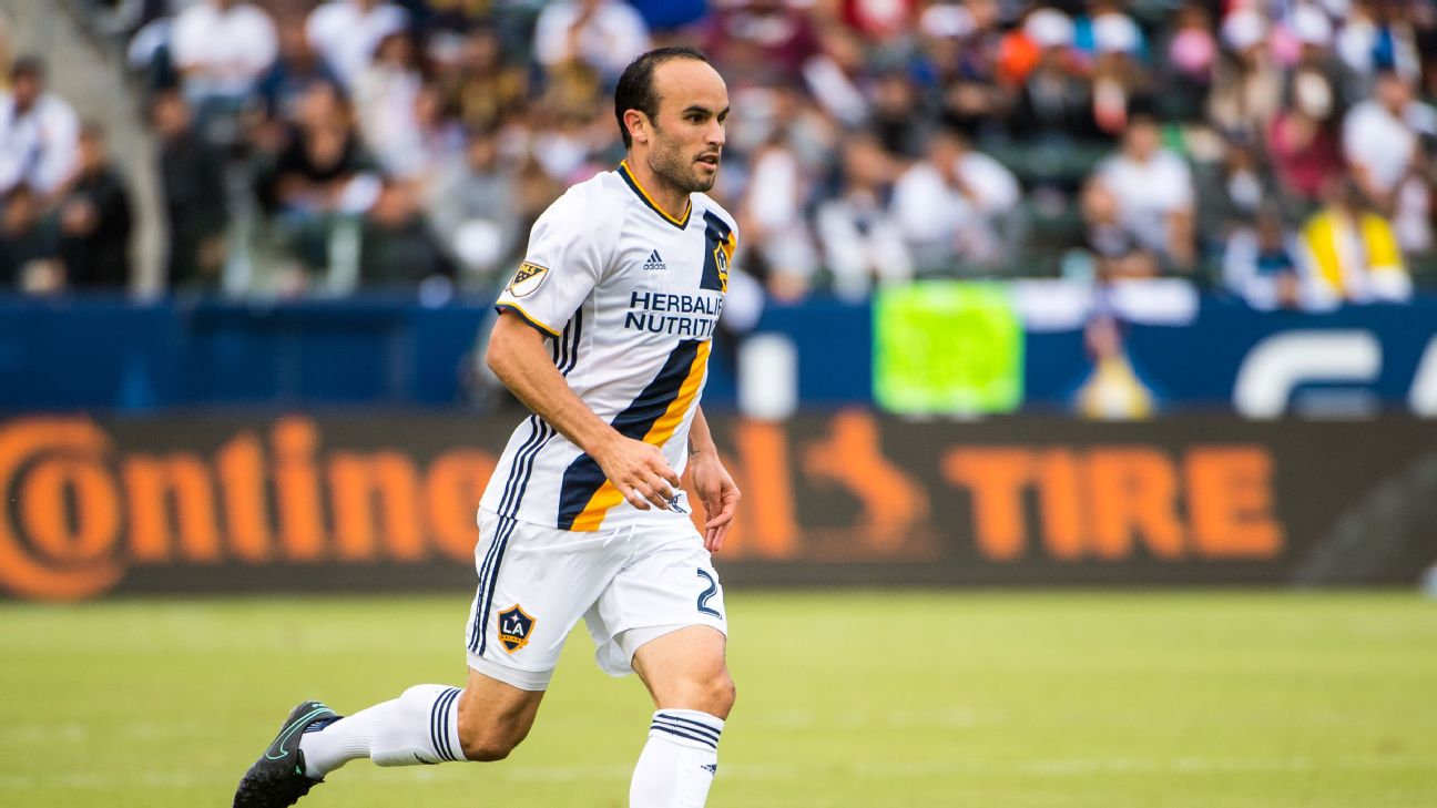 Landon Donovan represented LA Galaxy, Bayern Munich, Everton and Bayer Leverkusen during his playing career, which comes to an end with the announcement of his dual role at San Diego Loyal.