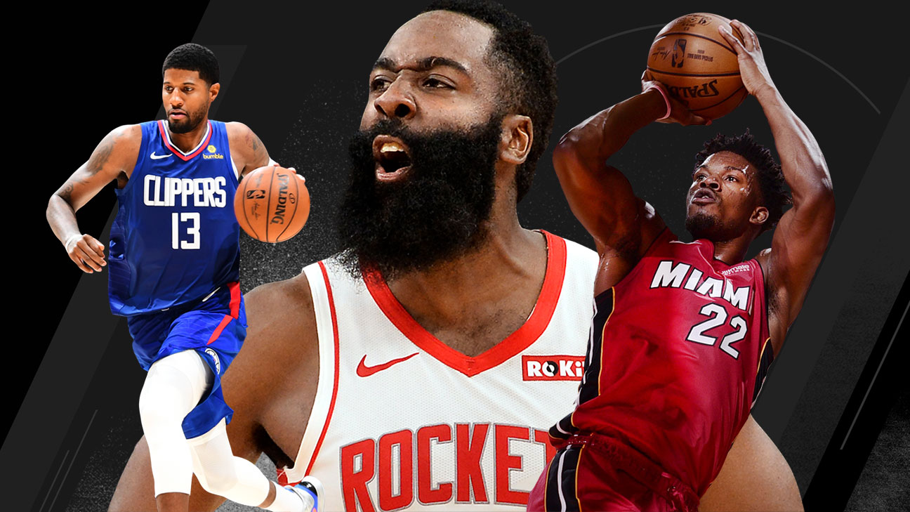NBA Power Rankings Week 5: Houston surges into top 3; Golden State hits rock bottom - WLS-TV