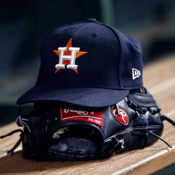 Astros minor leaguers to get furnished housing