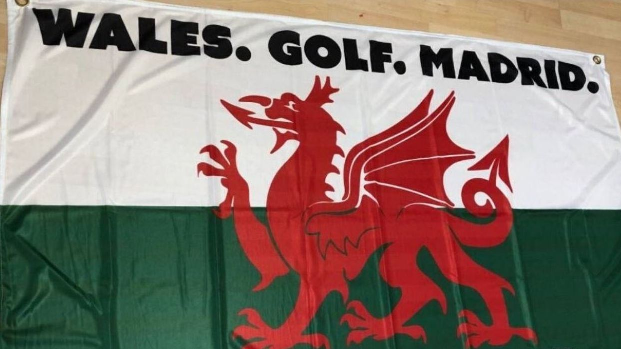 Real Madrid's Gareth Bale approves of 'Wales, Golf, Madrid' chant heard on road to Euro 2020