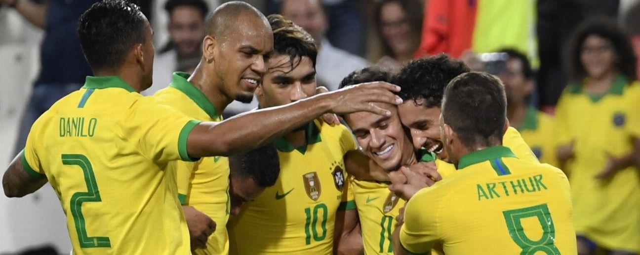 Philippe Coutinho Stats, News, Bio | ESPN