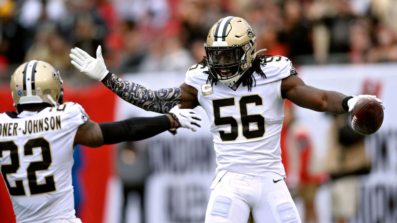 Demario Davis Making Case As Saints Best Free Agent Of The