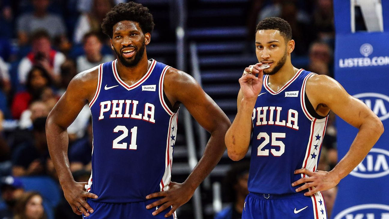 Lowe: The Sixers are all-in on new vibes after their absurdist drama