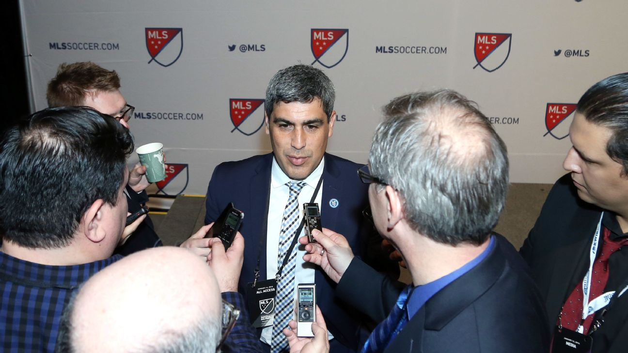 Claudio Reyna has left NYCFC to take the sporting director role at Austin FC.