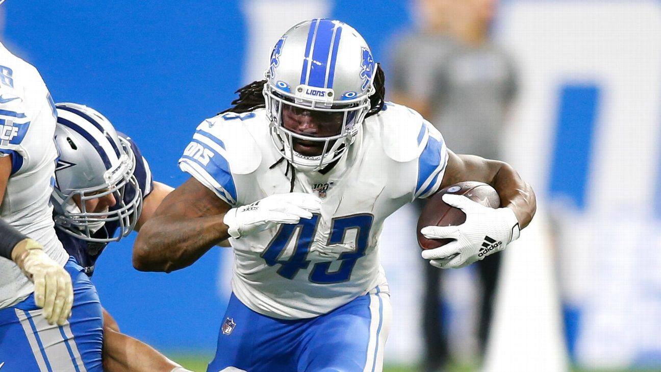 Image result for bo scarbrough lions
