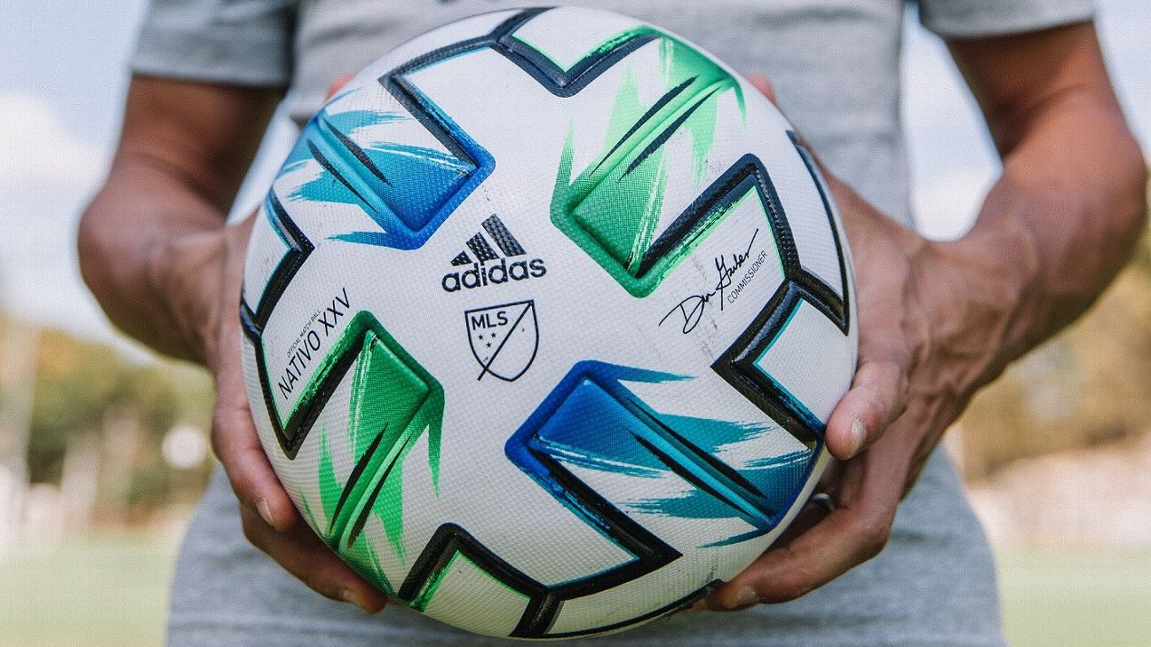 MLS 25th anniversary ball