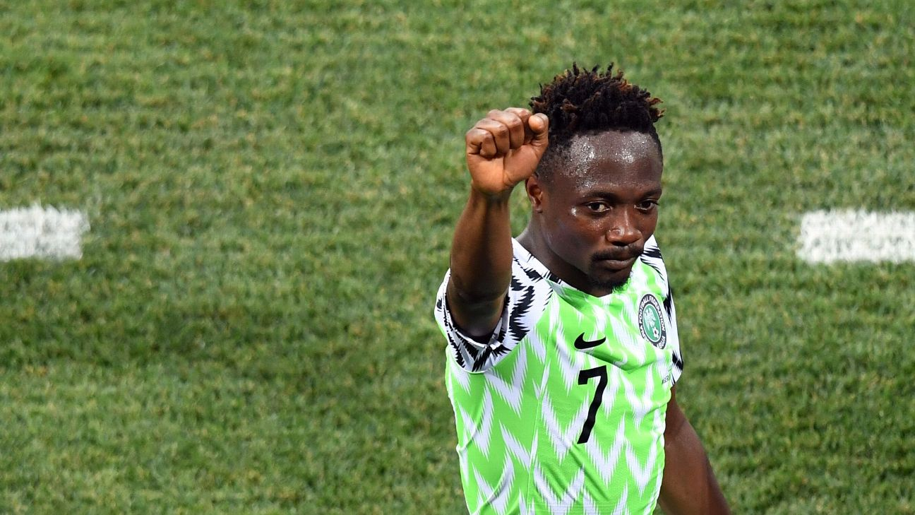 Nigeria captain Ahmed Musa's latest charitable effort has seen him donate 100 university scholarships.