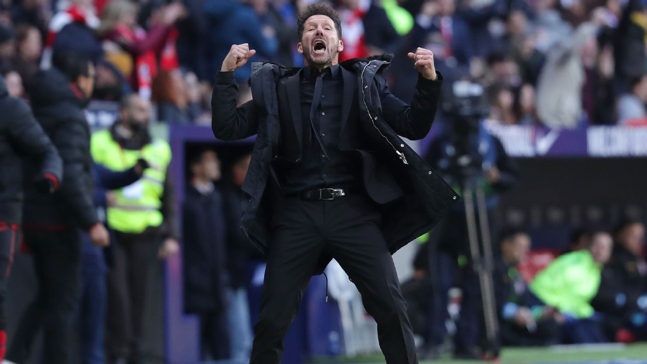 Simeone revolutionised Atletico Madrid. Can he now lead the club