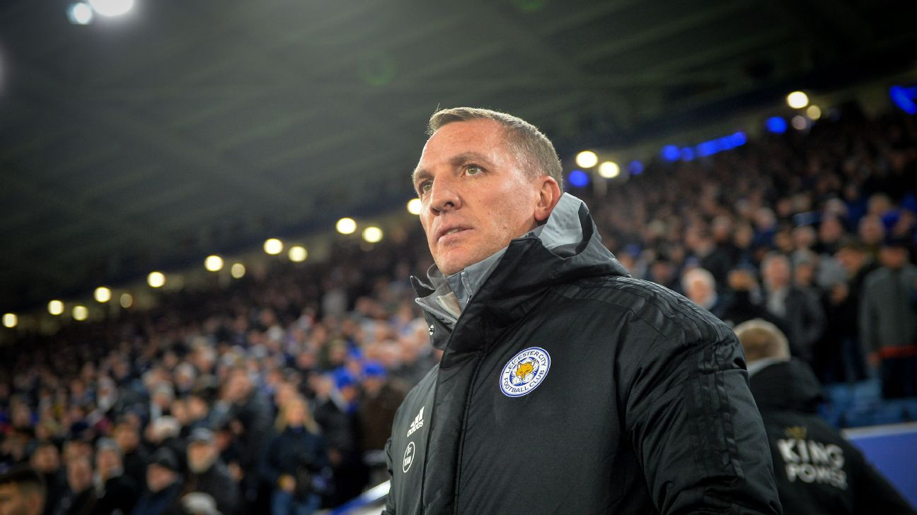 Brendan Rodgers' Leicester side came from behind to defeat Everton 2-1 at the King Power Stadium on Sunday.