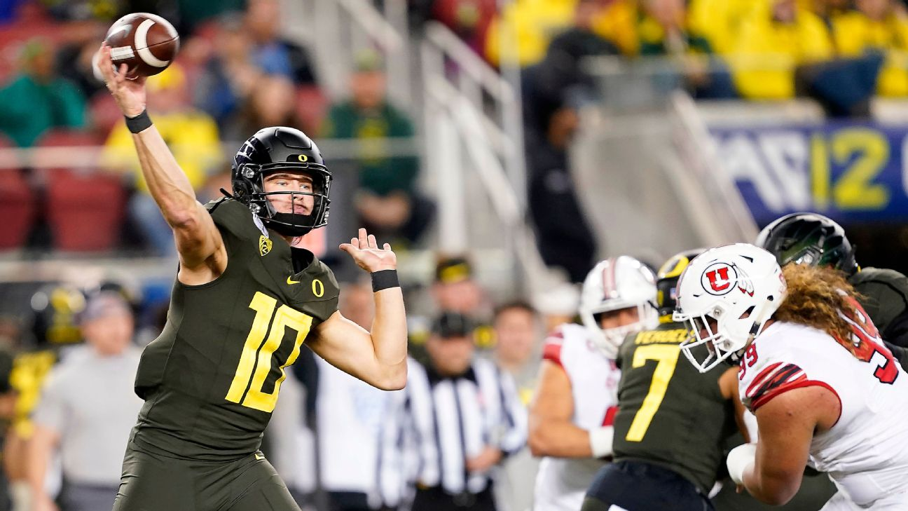 Los Angeles Chargers Pick Qb Justin Herbert At No 6 In Nfl Draft To Replace Philip Rivers Abc30 Fresno