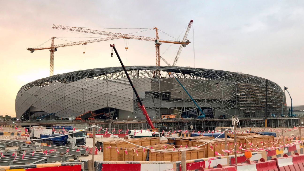 Qatar's Education City Stadium will not be operational in time for Liverpool's Club World Cup fixtures this month, forcing a location change to the Khalifa International Stadium.