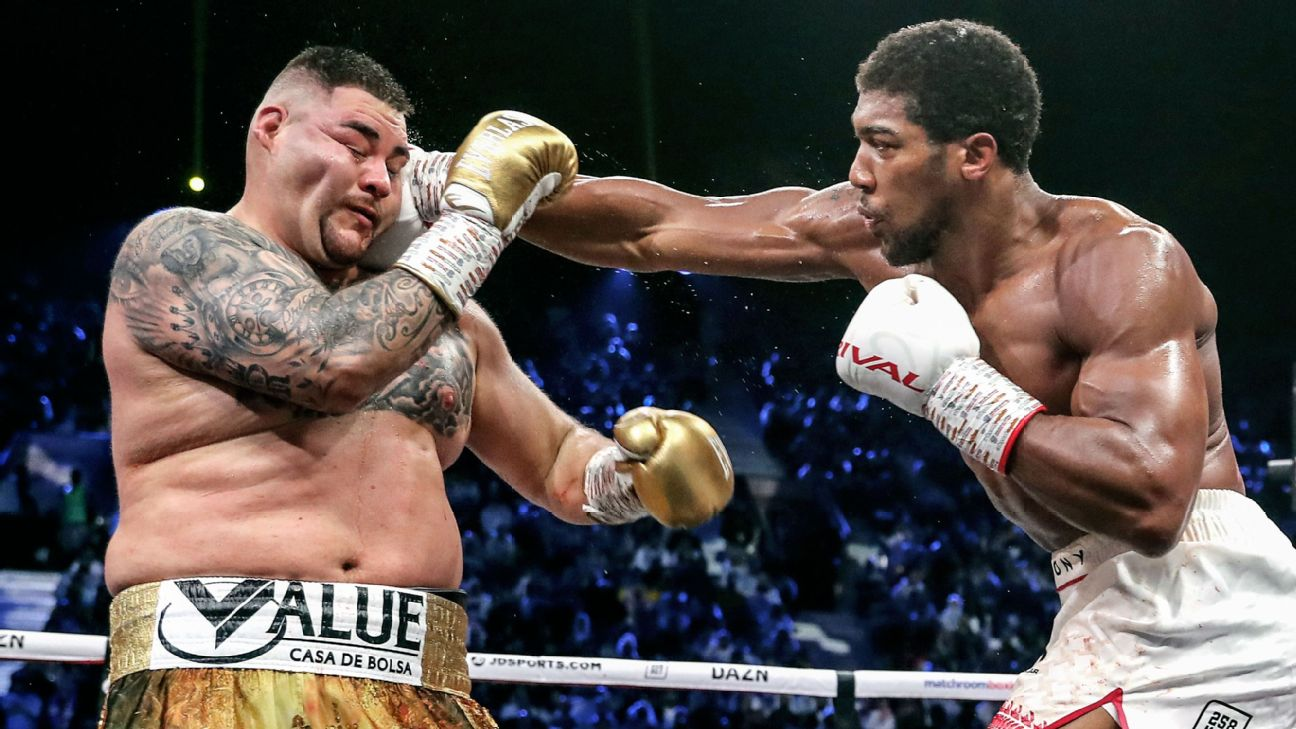 Is Anthony Joshua the best heavyweight in boxing?