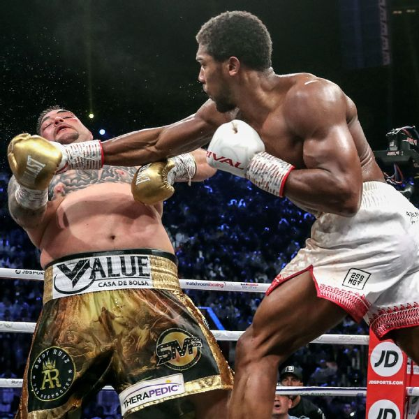 Joshua wins Ruiz rematch by unanimous