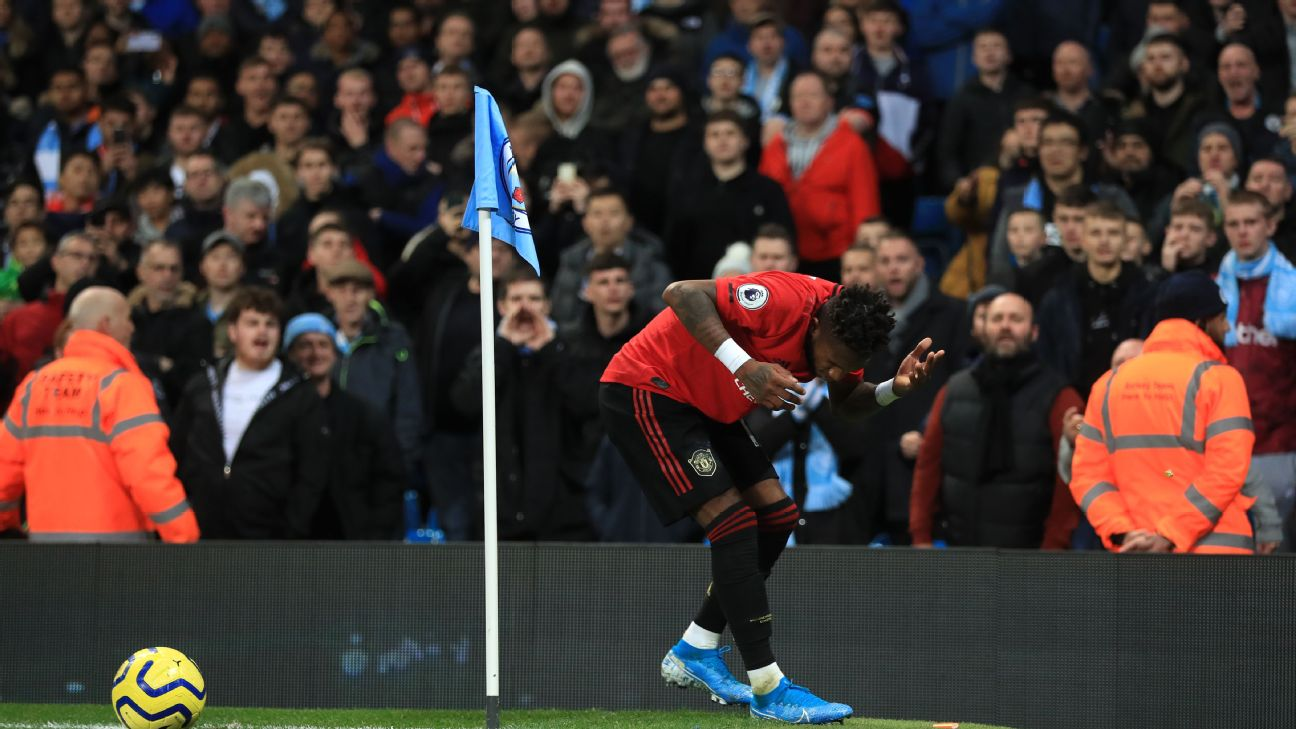Manchester City Probe Apparent Racial Incident Against Fred