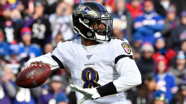 MVP stock watch: Lamar Jackson's historic campaign, and who is still in the race