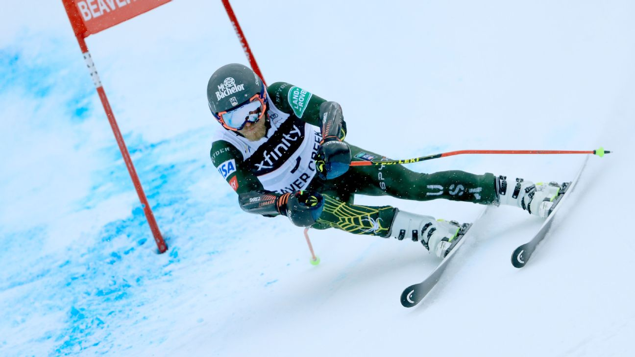 Tommy Ford Cruises In Giant Slalom For 1st Career World Cup Win