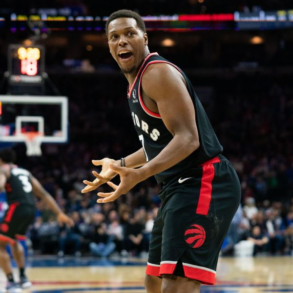 Lowry to heckler in native Philly: 'Come see me'