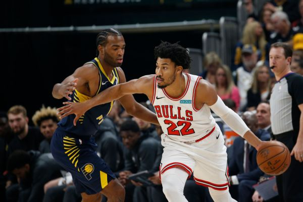 Bulls' Porter (foot) to miss at least another month