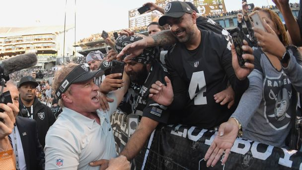 Retiring a relic: Raiders from past and present reflect on the Coliseum