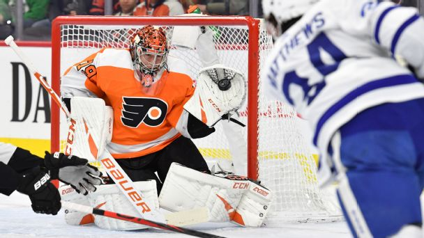 NHL experts: Flyers' turnaround, West wild-card picks, top rookies, more