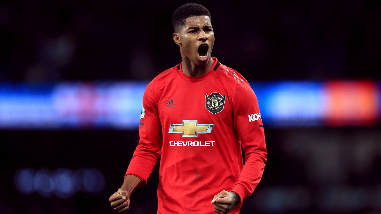 Man United star Rashford maps the journey from the academy's standout to world-class talent   - Transgaming 1