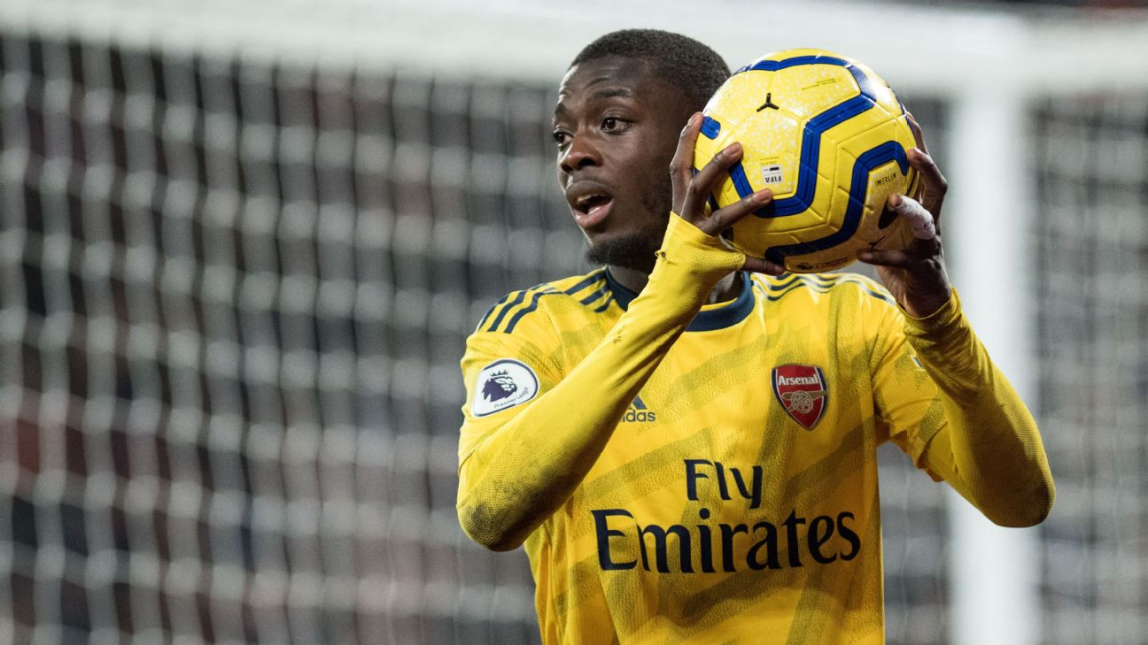 Nicolas Pepe will be key for the Ivory Coast.