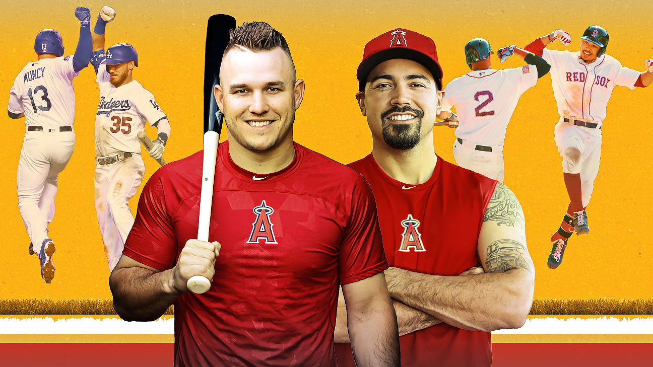 MLB Duo Power Rankings: Are Mike Trout and Anthony Rendon ...